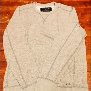 Abercrombie Crewneck Thermal Sweatshirt